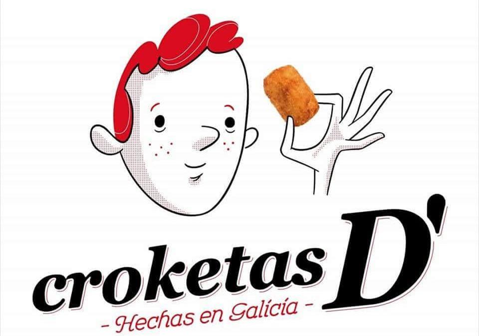 Croketas hechas en Galicia