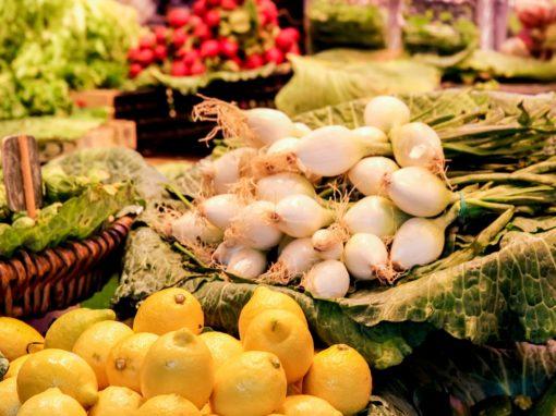 Frutas Verduras y Hortalizas