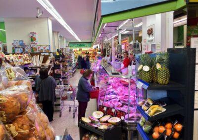 supermercado clientes